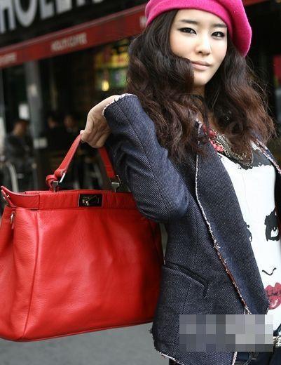 韩式搭配法则 温暖穿出好身材